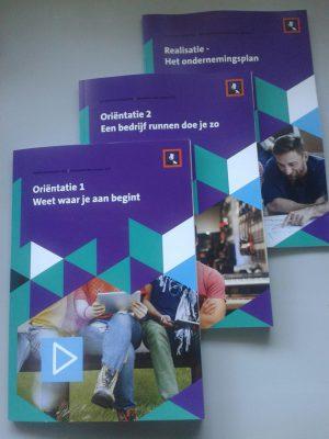 Boeken Ondernemerschap MBO