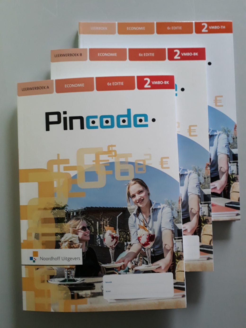pincode 6de editie vmbo onderbouw