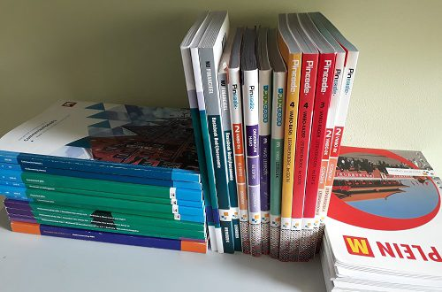 schoolboeken waaraan joyce als auteur heeft meegewerkt