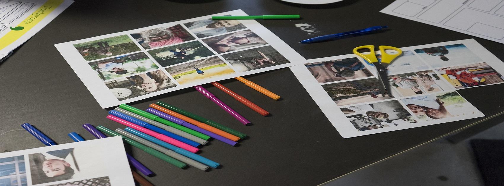 Materialen workshops